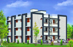A Service Apartments For Luxurious Living And Enabled