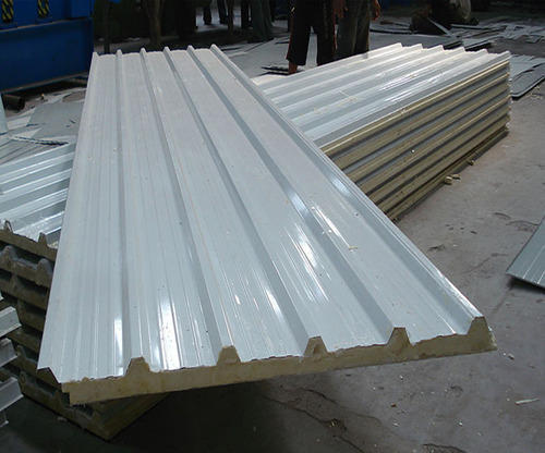 12 Feet Puf Panel System 30 130 Mm Rs 750 Square Meter Bansal