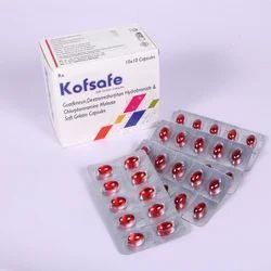 Guaifenesin Soft Gelatin Capsules