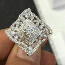 Party Wear Diamond Ring