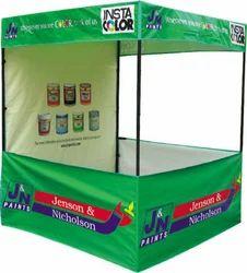 Waterproof Printed Canopy Tent