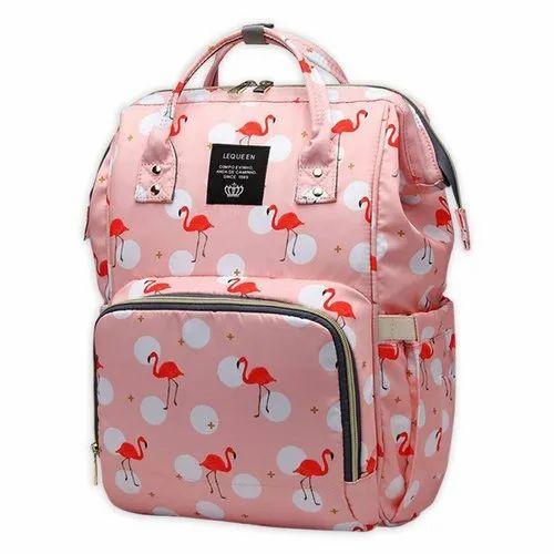 Bembika Diaper Bag Backpack