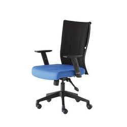 Fabric Office Revolving Chair