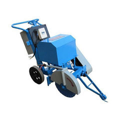 Diesel Concrete Groove Cutter