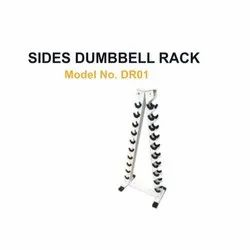 DR01 2 Sides Dumbbell Rack