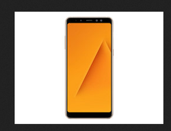 Samsung Galaxy A8 Plus Mobile