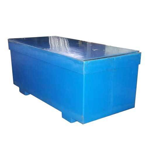 Blue Industrial FRP Box