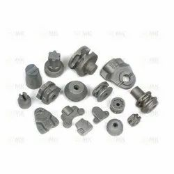 Alloy Steel Grey Crane And Hoist Components Casting