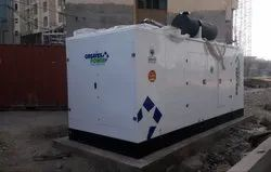 Greaves Silent or Soundproof Water Cooling Diesel Generator