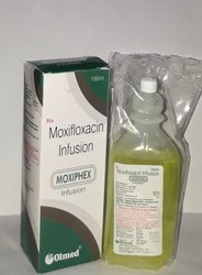 Moxifloxacin Infusion