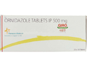 Ornidazole, Packaging Type: Strip, 500 Mg