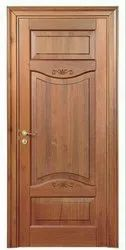 LN Doors Custom Designer Teak Wood Panel Door, for Home