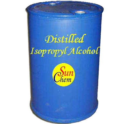 Distilled Solvents - Distilled IPA Manufacturer from Mumbai