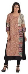 Women Cotton Printed Kurti