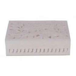 Beautiful White Marble Box