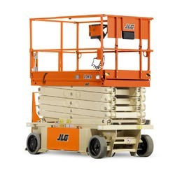 JLG 10 RS Scissor Lifts