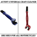 Autofy Bike Chain Cleaning Brush