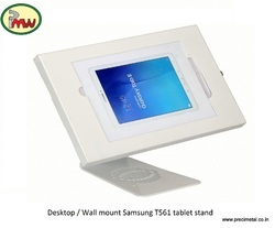 Desk Mounted Tablet Kiosk Enclosures