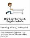 Ward Boy Services & Supplier In Mumbai
