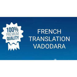 French Translation And Interpretation Service In Vadodara