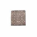 Square Shaped Designer Wooden Henna Printing