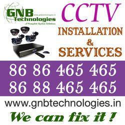 CCTV Installation and Repair Services, Vijayawada
