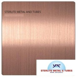 Mirror Hairline Etching Embossed Stainless Steel Sheet