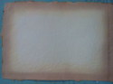 Textured Old Burnt Look Handmade Papers, Size: 6*8