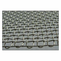 Stainless Steel Wire Plain Weave Wire Mesh
