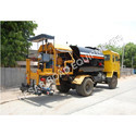 Kesar Truck Mounted Emulsion Sprayer, Capacity: 4 To 10 Ton