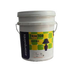 Tractor Emulsion Shyne Paint At Rs 2550 Piece Asian Emulsion Paints Id 15134914548