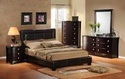 King Size Wooden Double Bed
