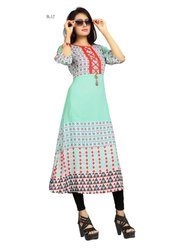 Frock Type Ladies Kurti