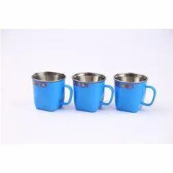 Steel Tea Cup