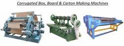 NB Corrugated Box Making Machines