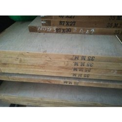 Brown Hardwood 35 MM Ply Board