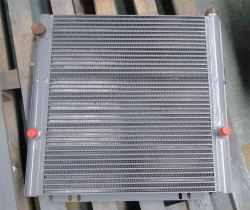 Screw Compressors Oil Cooler