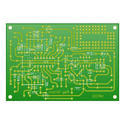 Single Side Printed PCB Circuit