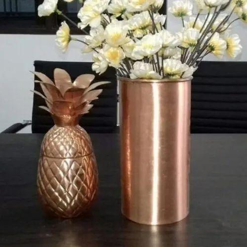 Copper Pineapple Handicraft