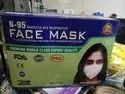 N95 With Respirator Face Mask In Built Nose Pin (READY STOCK AVAILABILE)