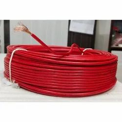 Copper (conductor Material) Sargo PVC Electric Wire, Packaging Type: Box, for House Wiring
