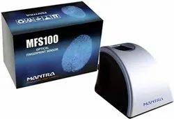MFS100 Mantra Fingerprint Scanner