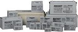 Hard Plastic UPS Battery