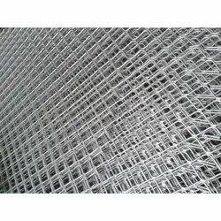 Metal Aluminium Grill, Packaging Type: Roll, Size: 2.5- 4feet
