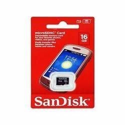 Sandisk 16 GB Memory Card
