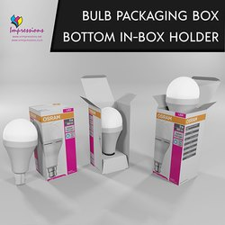 LED Bulb Packaging Boxes