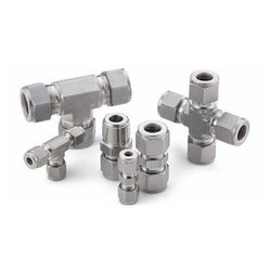 Titanium Single Ferrule Fittings