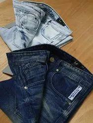 Men Zipper Premium Jeans