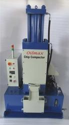 Chip Compacting Machine
