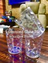 DIAMOND DOT GLASS